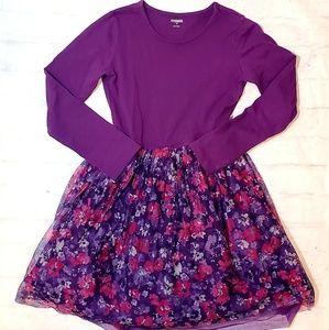 🏈 $13 or 3 for $15 Gymboree Purple  Tutu Dress